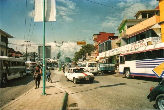 Palenque - die moderne Stadt