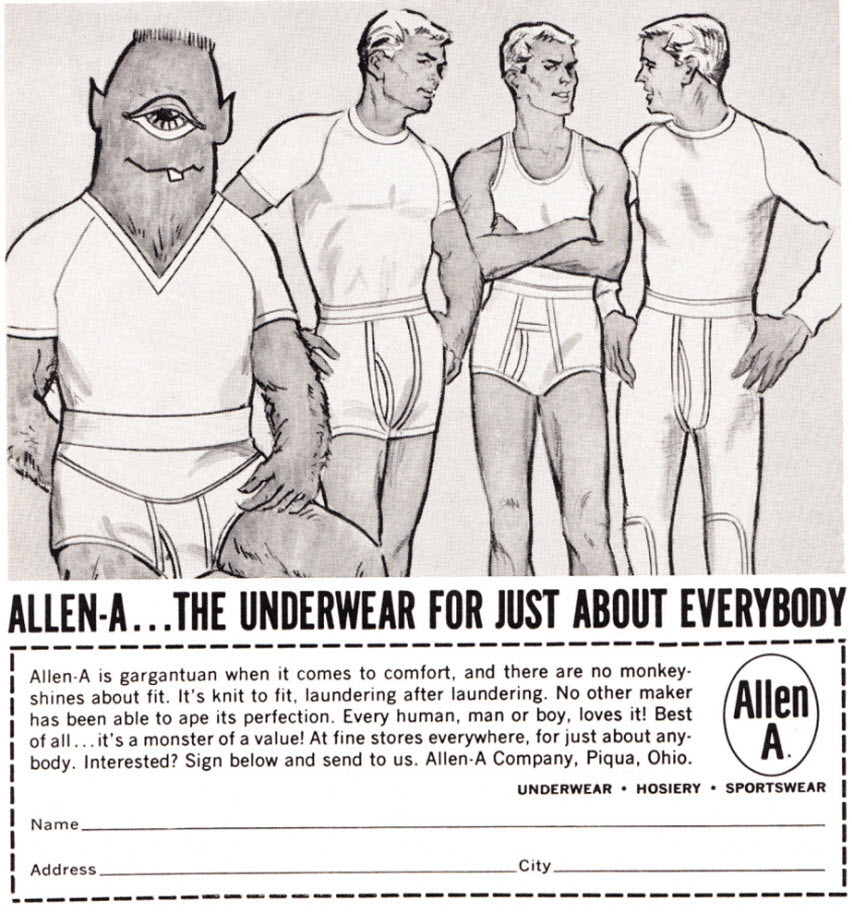 a1aa197019c 13 Most Ridiculous Vintage Men s Underwear Ads You Won t Believe ...