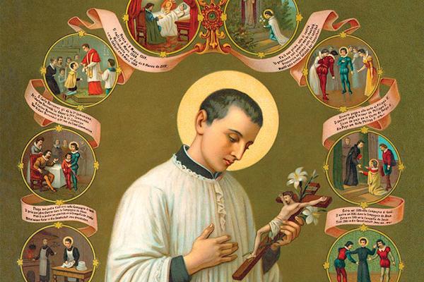 Santo Aloysius Gonzaga