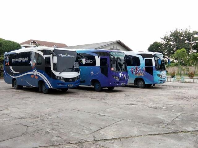 Sewa Bus Tanjung Pinang