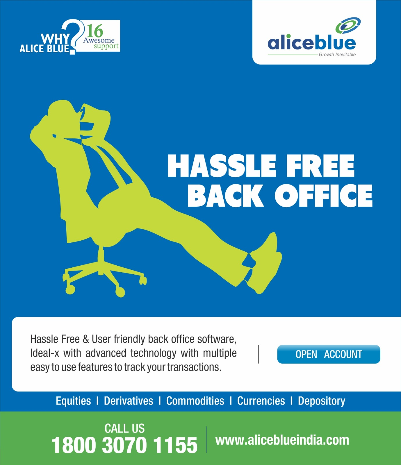 Alice Blue Hle Free Back Office Emailer By Digital Engagement