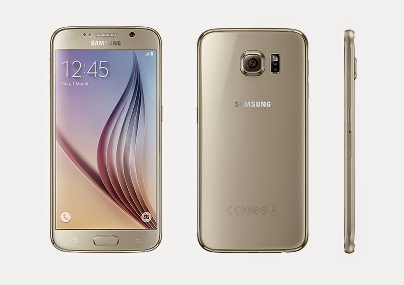Samsung Galaxy S6, Galaxy S6 edge now official