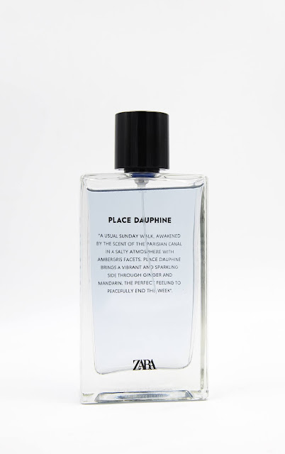 zara place dauphine avis, zara place dauphine parfum, parfum place dauphine zara, parfums zara, zara perfume, place dauphine zara, parfum féminin, blog parfum, perfumes, perfume blog, parfums, meilleur parfum femme