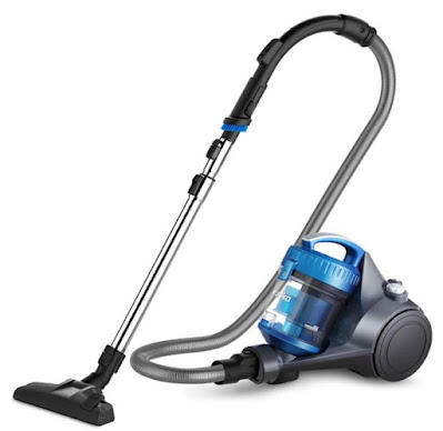 Eureka Bagless Lightweight vacuum Cleaner for carpets and hard floors