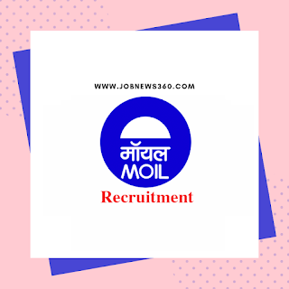 MOIL Recruitment 2019 for various posts (41 vacancies)