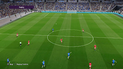 PES 2020 Vanilla Turf Plus by Endo