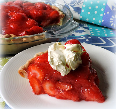 Mabel's Strawberry Pie