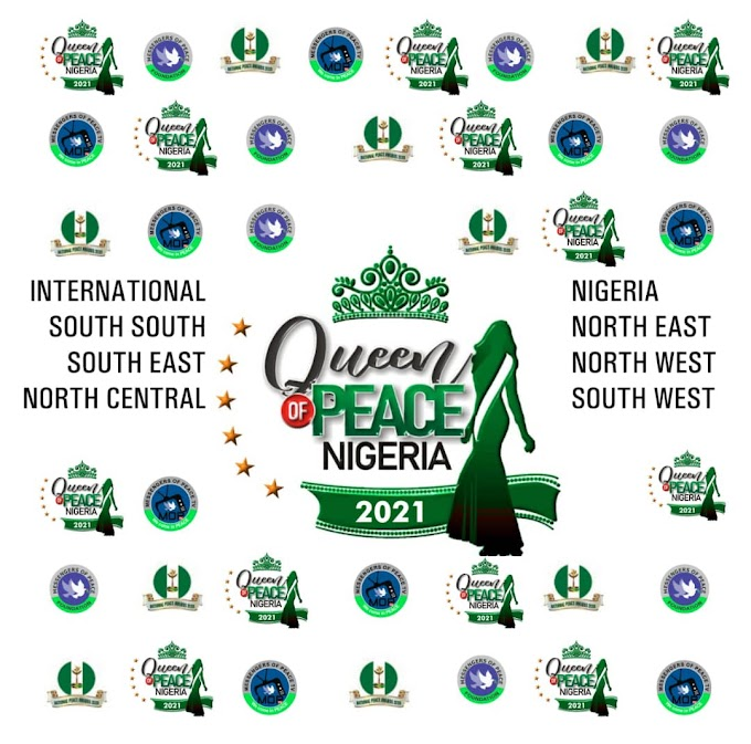 FCT Minister Of State Ramatu Tijjani Receives Contestants Of Queen Of Peace Nigeria, To Honour Event