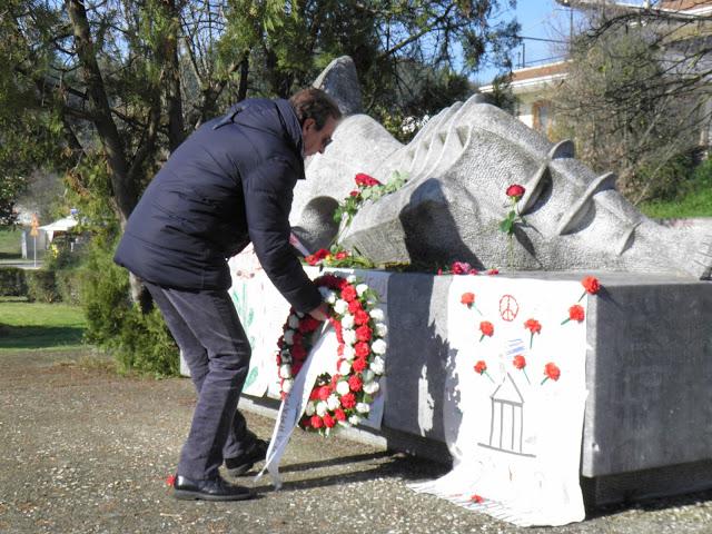 Γιάννενα: Δήμαρχος Ιωαννίνων - Δυνατό Και Επίκαιρο, 43 Χρόνια Μετά, Το Μήνυμα Του Πολυτεχνείου