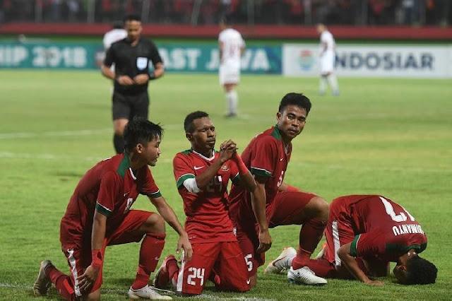 Jangan Lewatkan, Hari Ini Jadwal Timnas U-19 Indonesia Vs Jepang