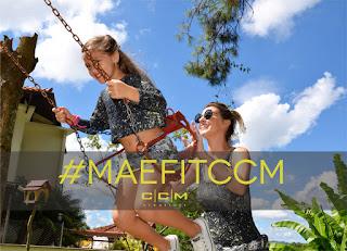 """Concurso Fotográfico """"Mãe Fit CCM"""""""