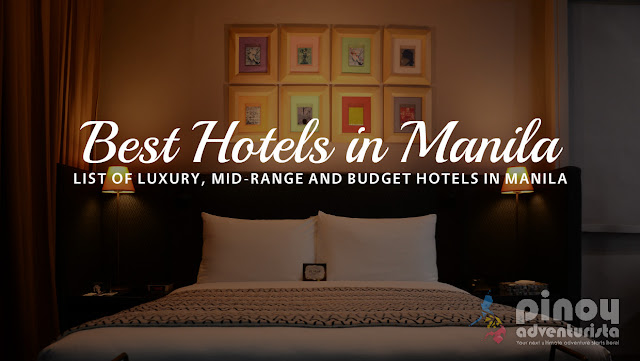 Ultimate list of best hotels in Manila Philippines