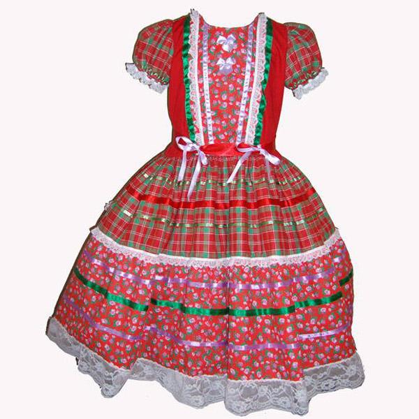 Melhores vestidos para usar em festas juninas
