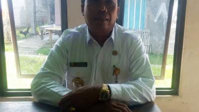 H Mukhtar : Lima Calon Kepala Desa Tebar Pesona