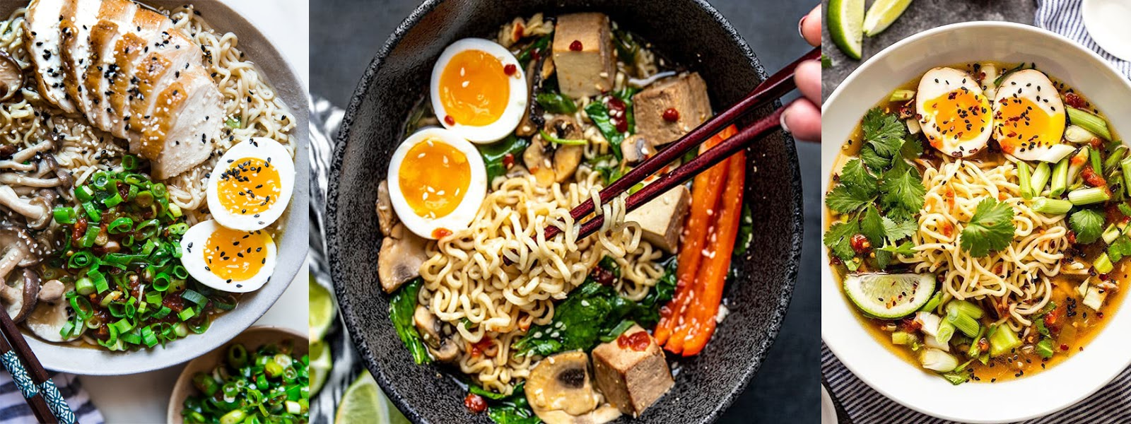 03 ways to cook popular ramen noodles with egg  vestellite