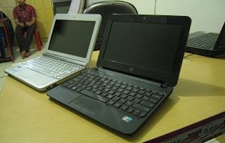toshiba nb205 netbook bekas