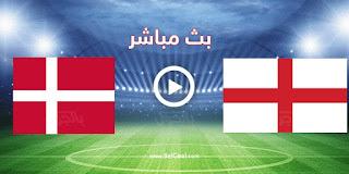 مشاهدة مباراة الدنمارك وإنجلترا بث مباشر بتاريخ 07-07-2021 يورو 2020