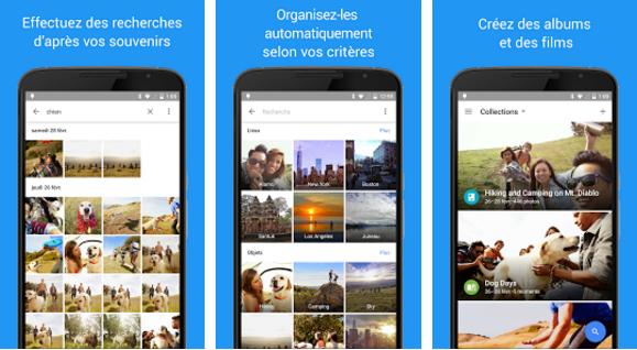 تطبيق Google photos