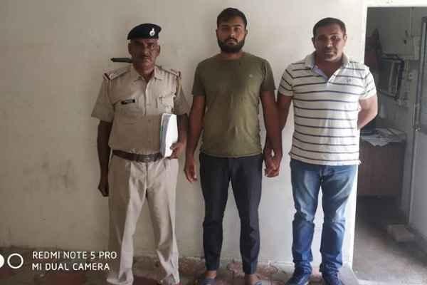 faridabad-dlf-crime-branch-arrested-shyam-sunder-murder-accused
