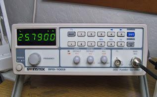 Darmatek Jual GW Instek SFG-1003 DDS Function Generator