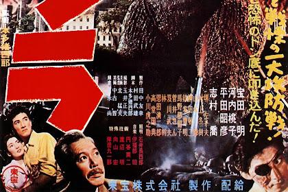 Sinopsis Godzila / ゴジラ / Gojira (1954) - Japanese Movie