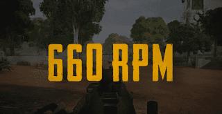 Mg3 660 rpm