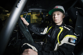 Kalle Rovanpera is ready for FIA World Rally Championship