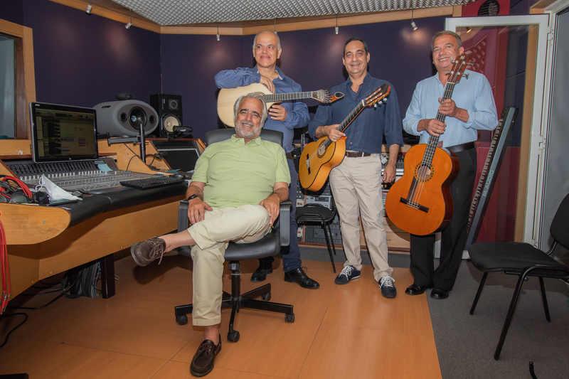 Nuno da Camara Pereira, encontra-se em estúdio a gravar o seu próximo álbum, com edição marcada para Outubro.