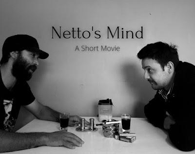 Netto's Mind, é o primeiro curta de ficção do Oldie Nerd.
