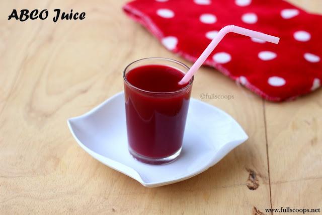 ABCO juice