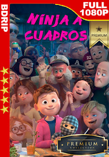 Ninja a cuadros (2018) [1080p BDrip] [Latino-Inglés] [LaPipiotaHD]