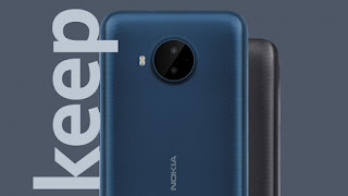 Nokia C20 Plus Launched;Economical mobile phone with a price tag of $110