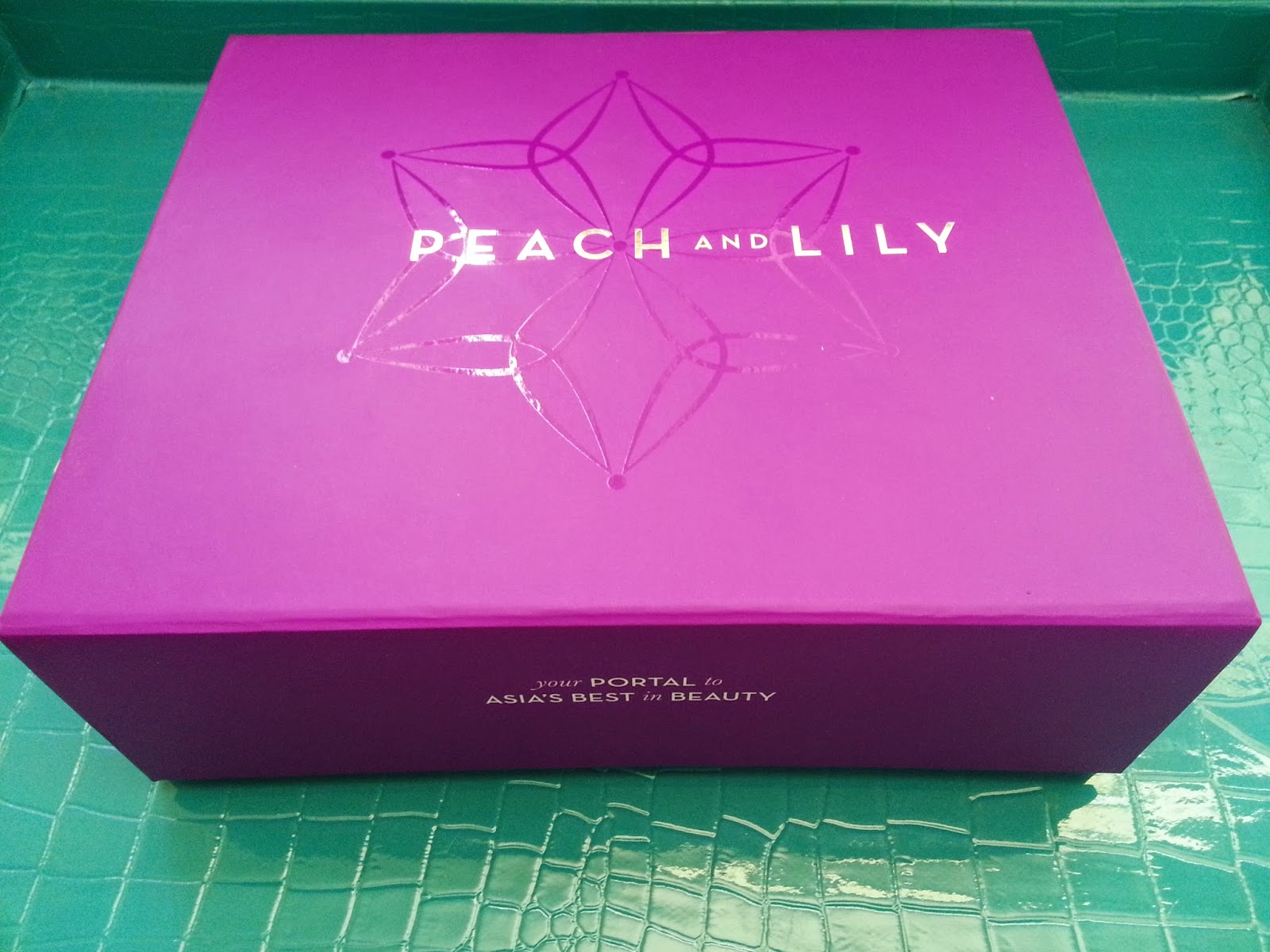 Peach and Lily's Seoulcialite Box
