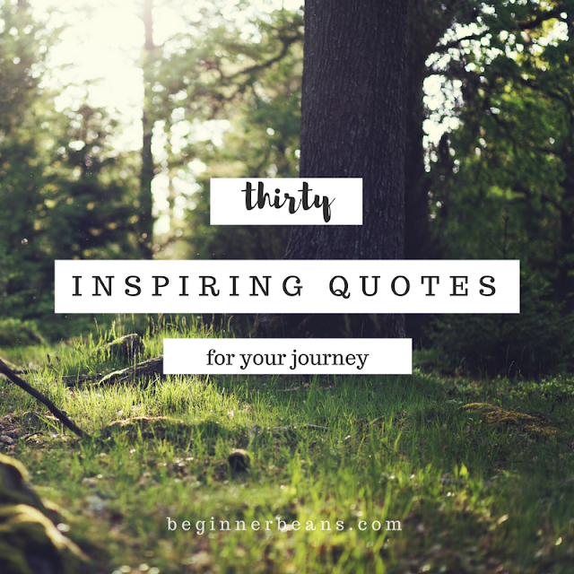 30 Encouraging Quotes + Bible Texts for Your Life Journey