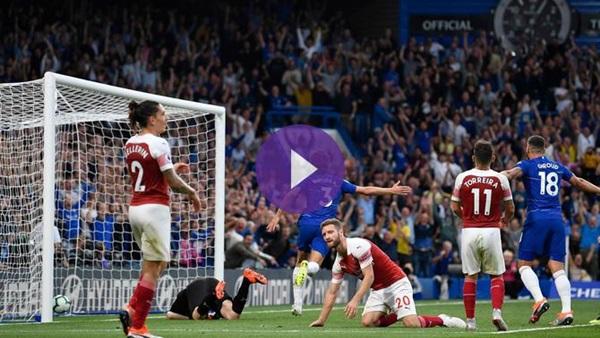 مشاهدة مباراة ارسنال و تشيلسي الاربعاء 29-5-2019