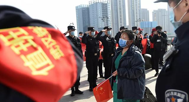 لأول مرة منذ تفشي الوباء... الصين لا تسجل إصابات محلية بفيروس كورونا