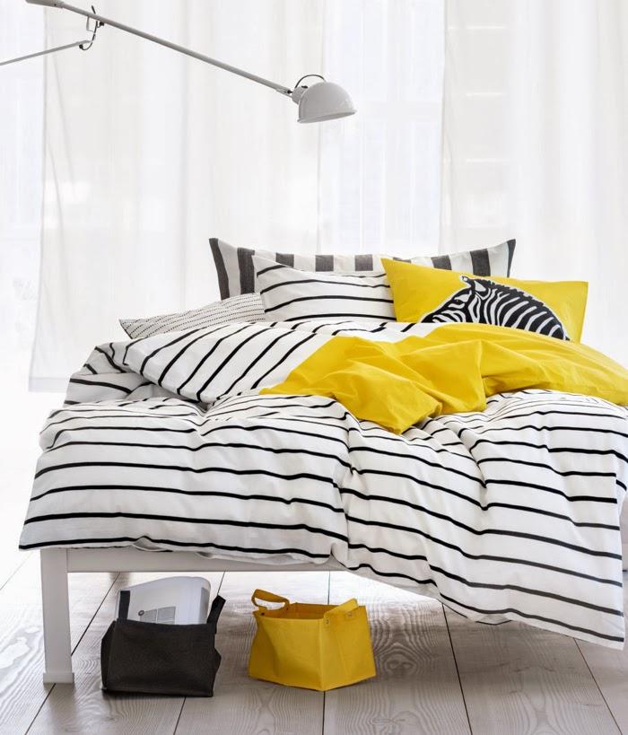 Yellow Kids Room: Rafa-kids : Yellow In H&M Home SS14