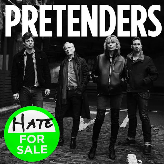 The Pretenders - Hate for sale (2020)