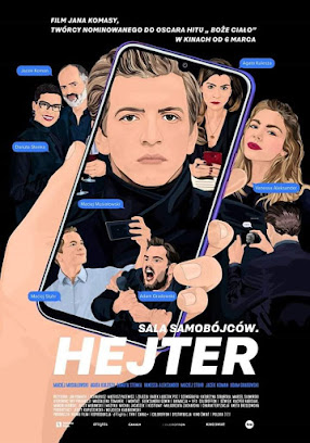 Xem Phim Mạng Lưới Thù Ghét - The Hater