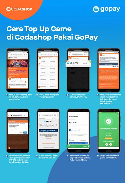 codashop-gopay