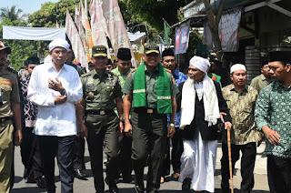 Panglima TNI : Jadikan Pondok Pesantren Sebagai Lembaga Yang Mampu Mencetak Pemimpin Bangsa