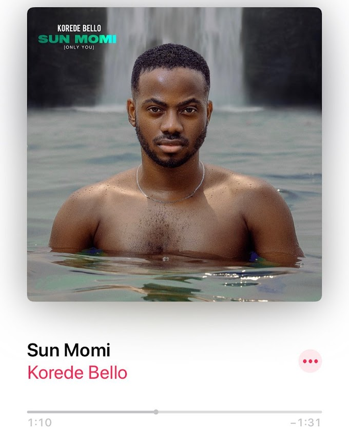 Korede Bello - Sun Momi Mp3 Download