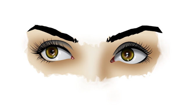 Eyes digital art