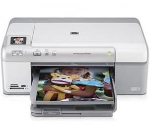 HP Photosmart D5445