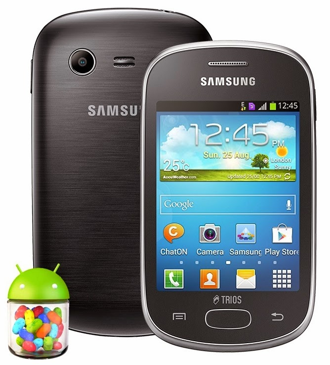 Harga dan Spesifikasi Samsung Galaxy Star S5280 Terbaru
