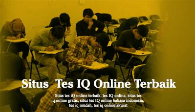 situs tes iq online terbaik