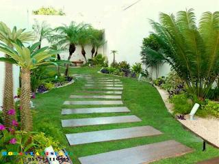gambar pembuatan taman surabaya