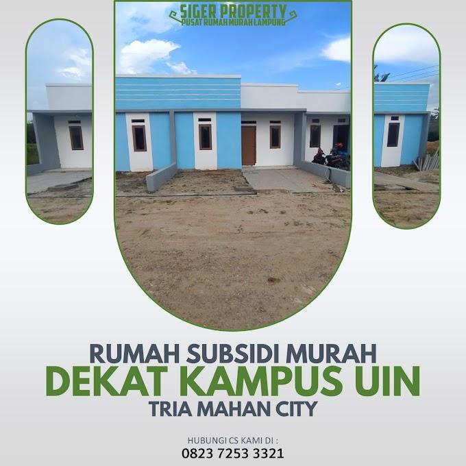Recomendasi Rumah Subsidi Sekitar Kampus UIN Sukarame