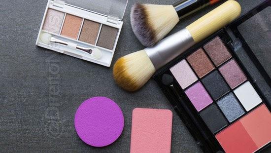 consumidora sofreu alergia produtos maquiagem indenizada