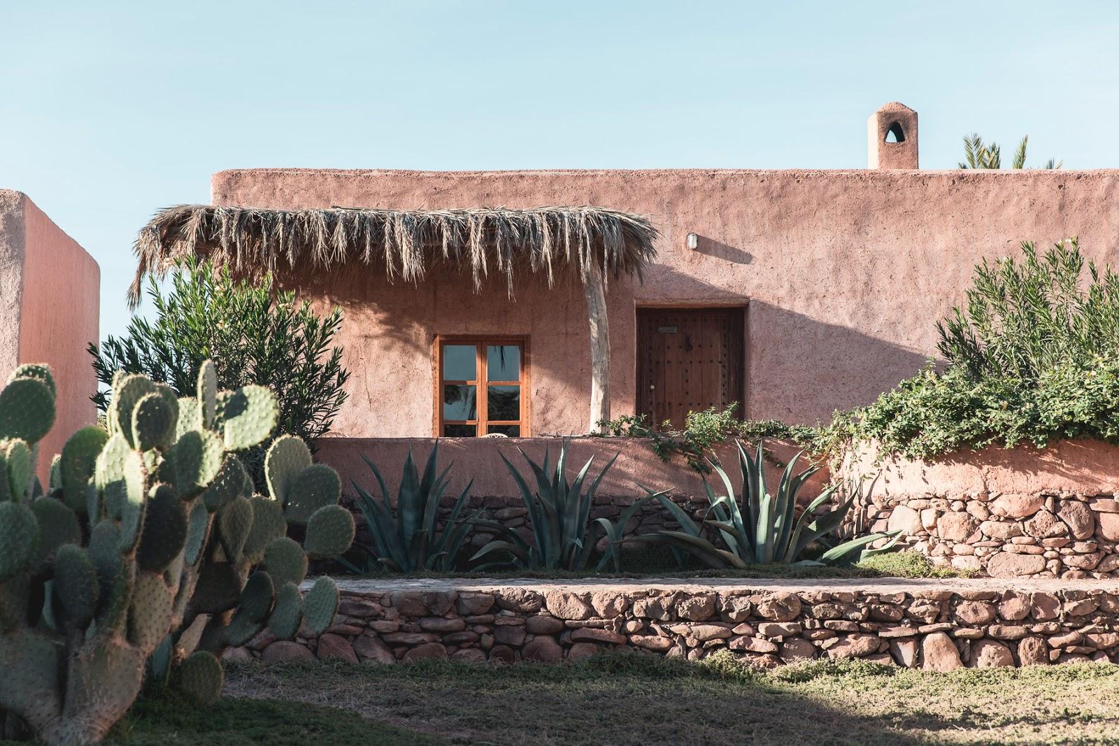 Berber Lodge in Morroco